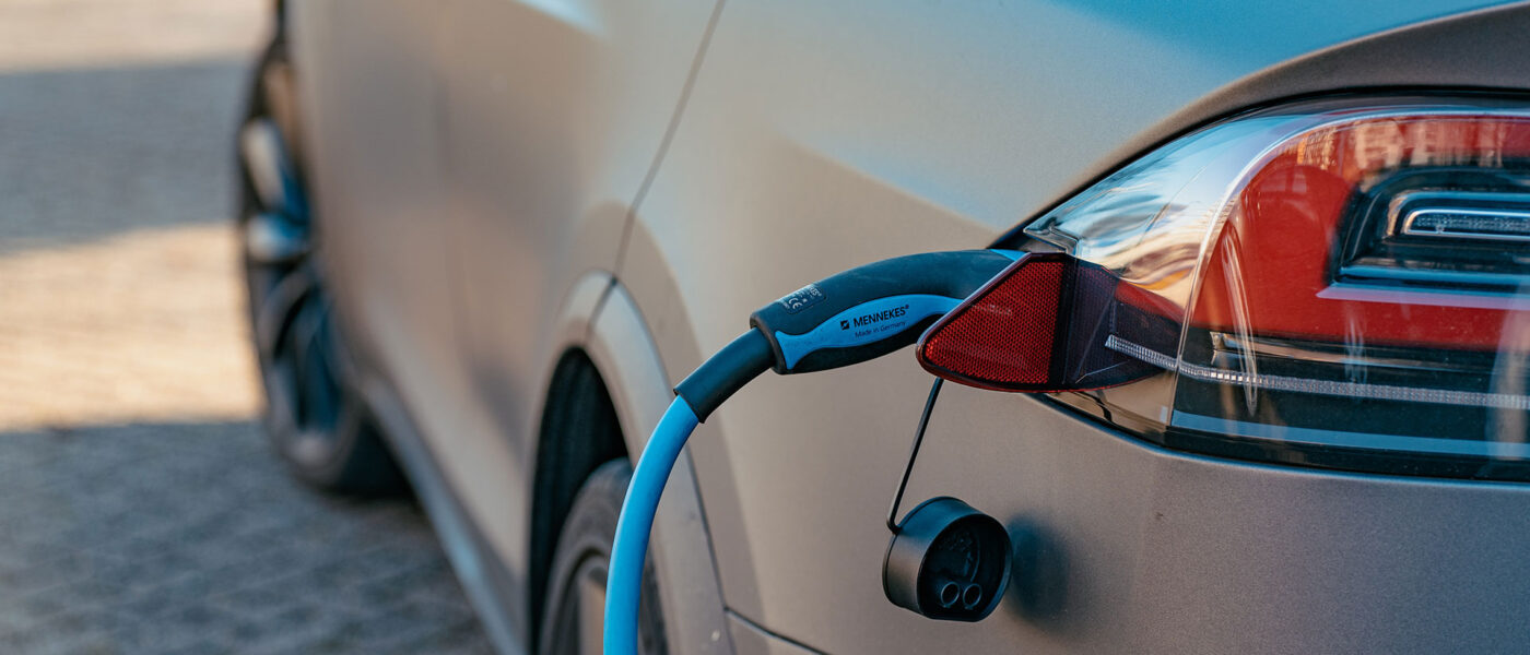 Electric Vehicle Charging on street