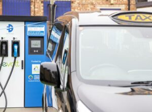 Cambridge rapid charger network
