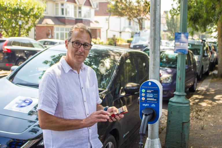 Brighton & Hove Charger Network Completion